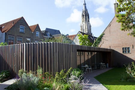 Studio Punt Uit, Delft (studio Punt), free parking