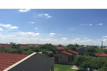 Lusaka Home In Its Natural Setting