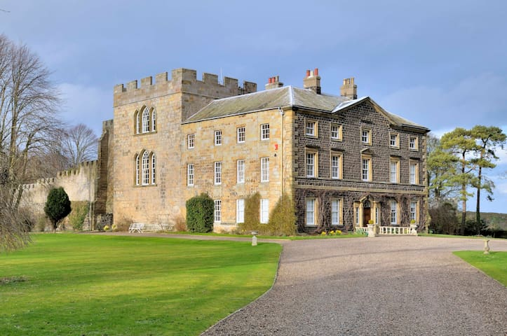Stay in the Historic Craster Tower
