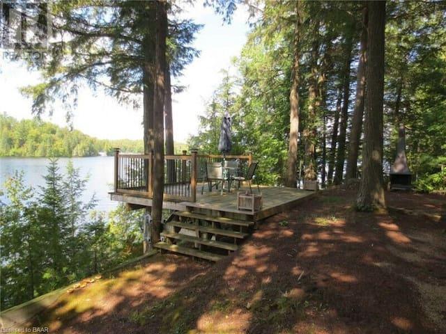 Lovely Cottage on Gorgeous Paudash Lake!