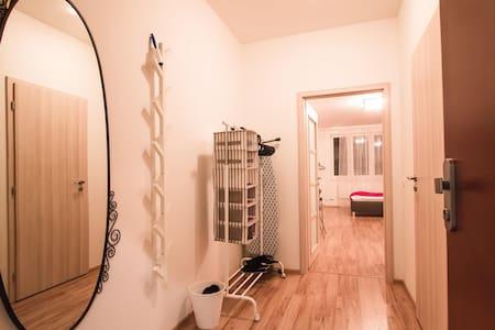 Apartment Vysocany O2 arena - Wohnung