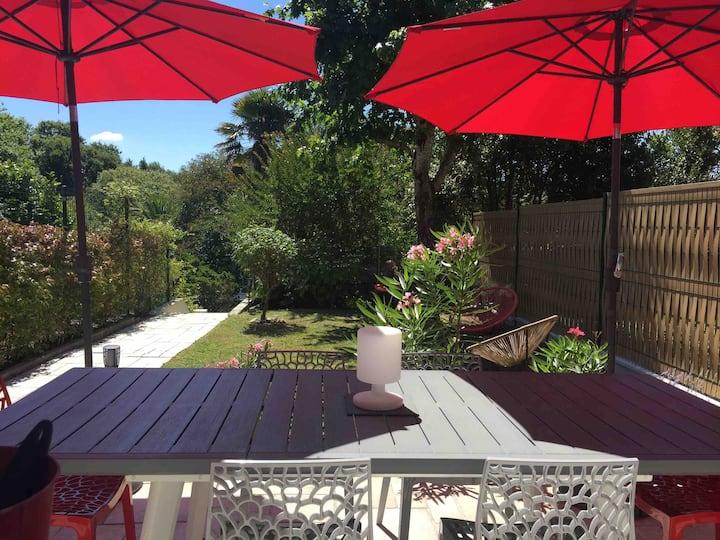 Magnifique T4 avec jardin Biarritz/Bidart