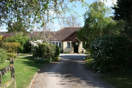 Cotswold Country Gfloor a twn/dble private bath/sh - Chipping Campden - Bed & Breakfast