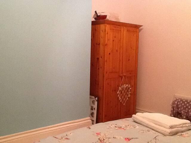 Comfortable double bedroom - Sunderland - Bed & Breakfast