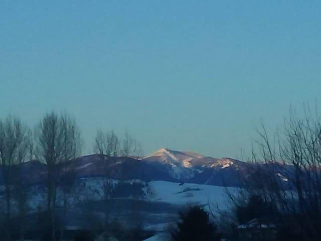 Comfortable living in Loving Missoula Montana