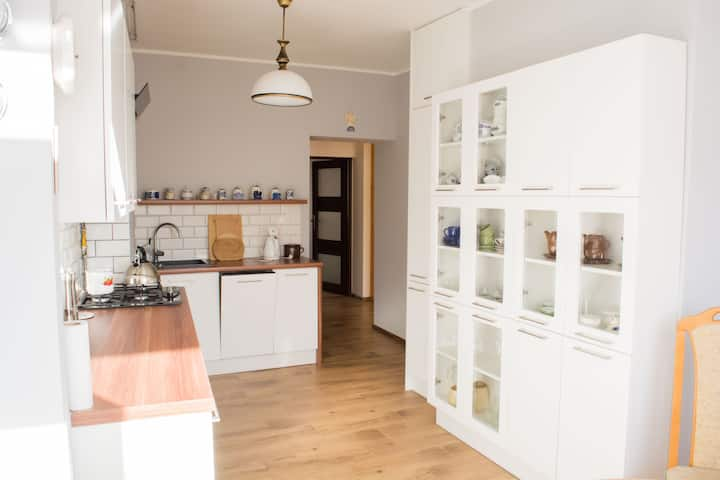 Apartment in heart of Poznan