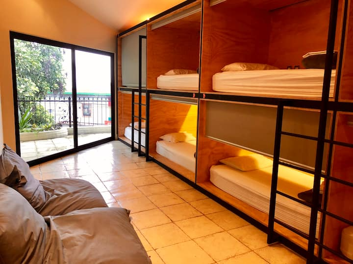 Fauna Hostel - 1 bed in Luxury dorm