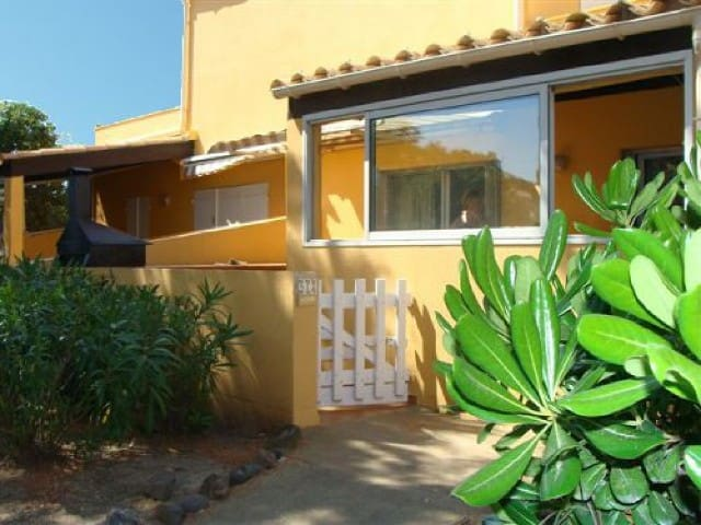 Spacious apartment ideal for 8 people in Cap d'Agde