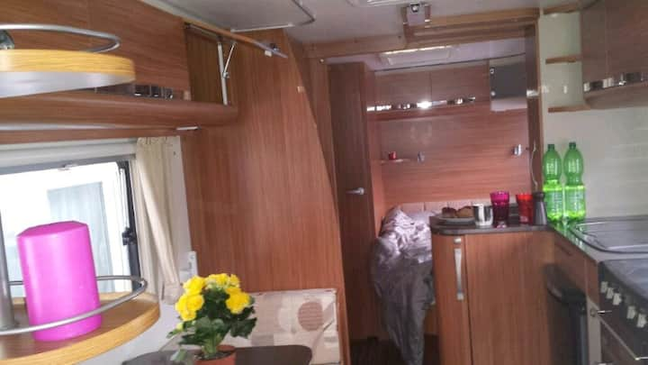 BEAUTIFUL AND LUXURIOUS 8 METRES 1 BEDROOM CARAVAN