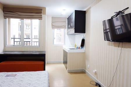 Apartment di Bandung yg nyaman & lokasi strategis - Bandung - Pis