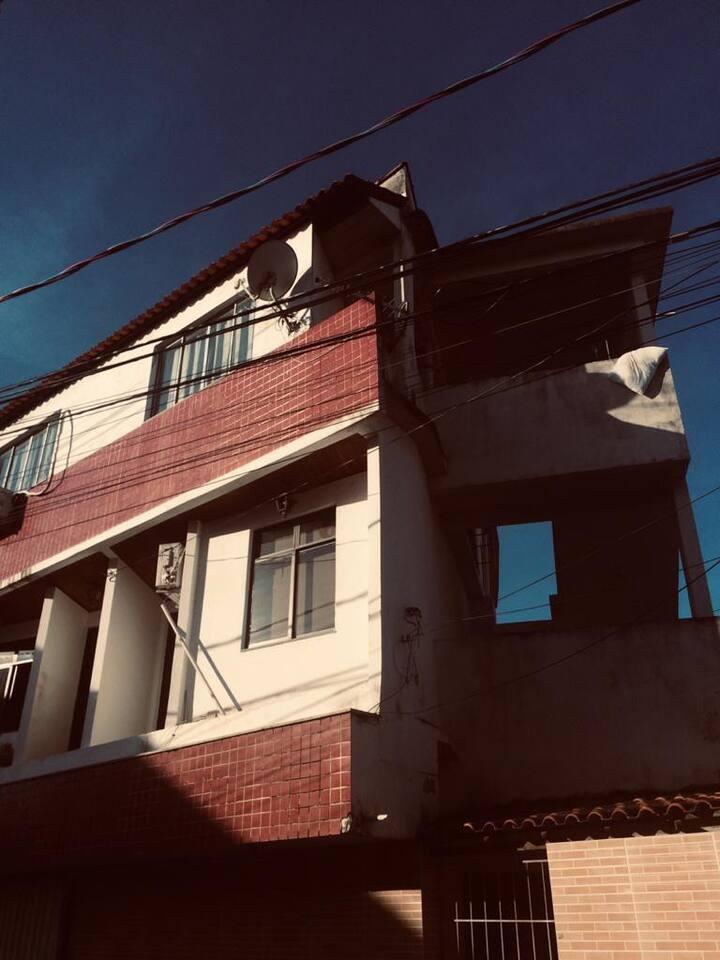 Apto Quarto/Sala no Centro Vila Velha