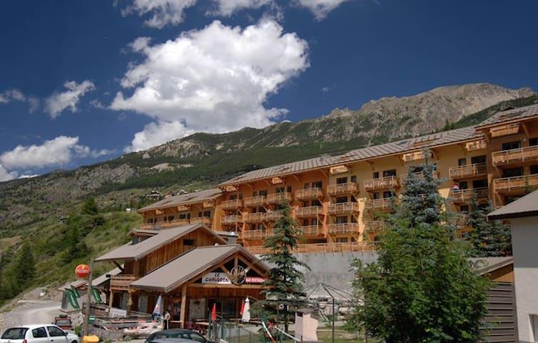 5/Appartement 4pers/balcon pied des pistes - Vars