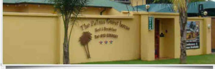 The Palms Guest House Pretoria