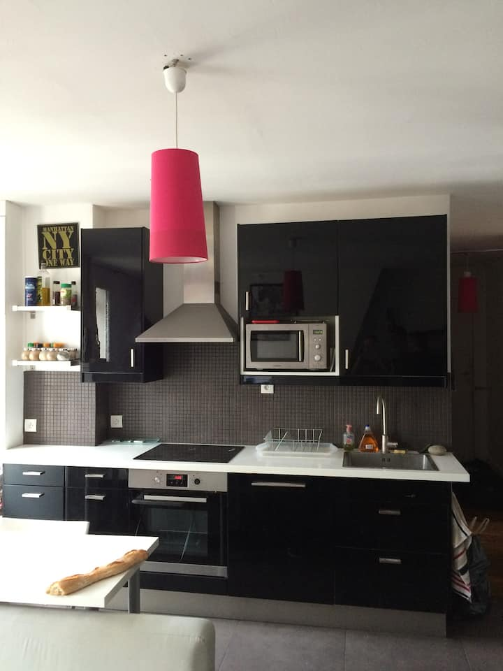 Appartement Reuilly Diderot