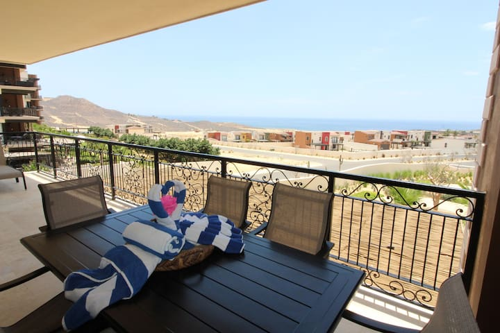 Cabo Great Ocean view corner unit 2 Bed