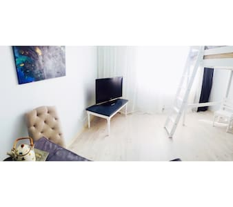 Loft bed studio apartment - Liepāja - Wohnung