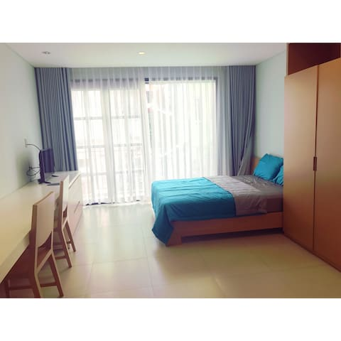 Private room in a cozy house in center of HCM city - Ho Chi Minh City - Hus