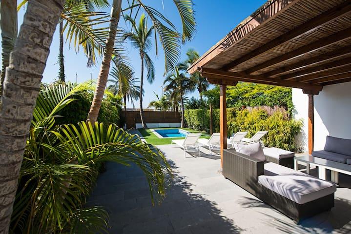 VILLA PASITO BLANCO - Pasito Blanco - Villa