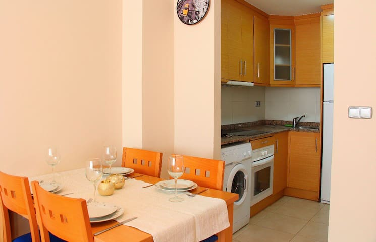 Relaxed one bedroom apartment at Alicante hills