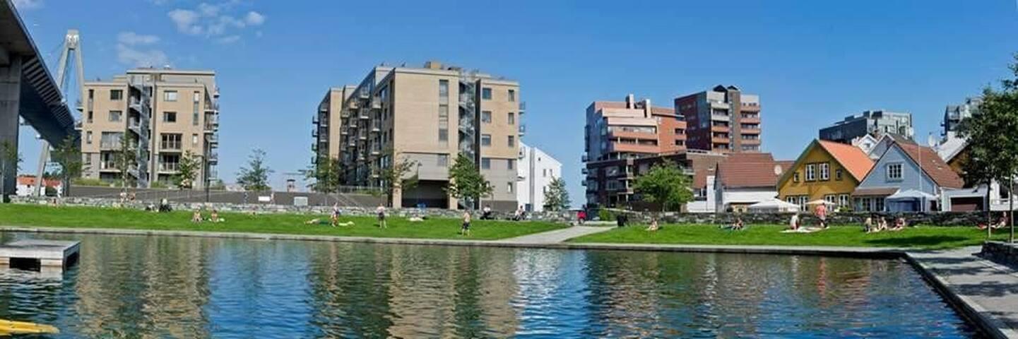 Stavanger City - Center of Stavanger
