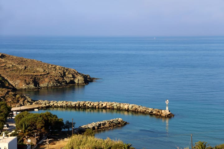"Cozy Guesthouse  ""B""- Agios Romanos"