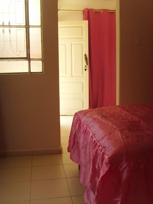 Interior Habitación Independiente