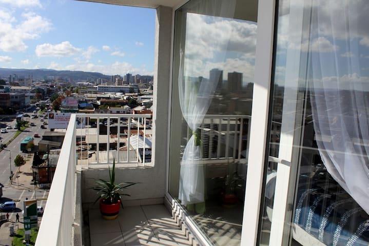 Excelente  Dpto Homestudio ubicado en  Concepcion.