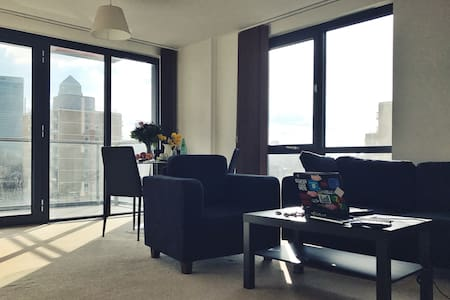 Spacious bright room on 6th floor - London - Lejlighed