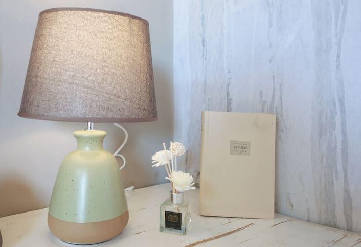 橄榄公社 百年孤独大床房
