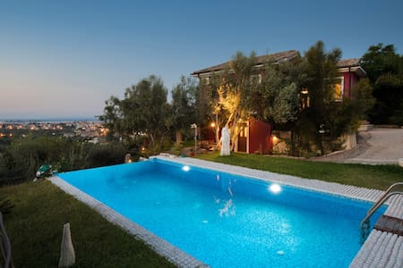 Alea Resort -Villa Dioni with a  great view - Levkas