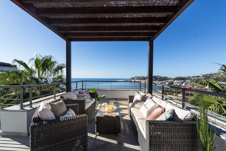 Villa Vista del Mar - breath-taking sea views