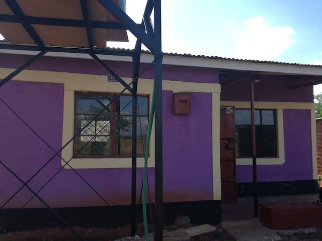 Maungu Home with a View.