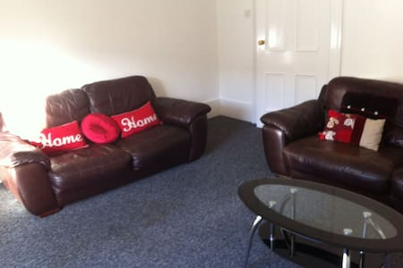 Roomy Apartment in Greenock Town Centre - Greenock
