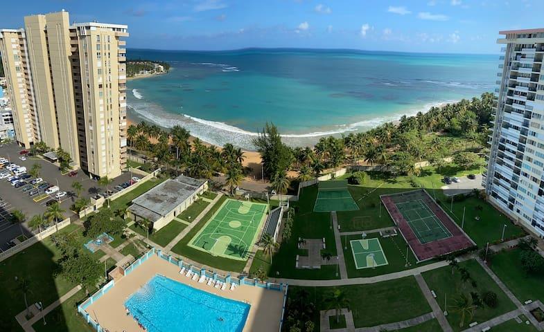 Playa Azul Beach Front Apartment!!!