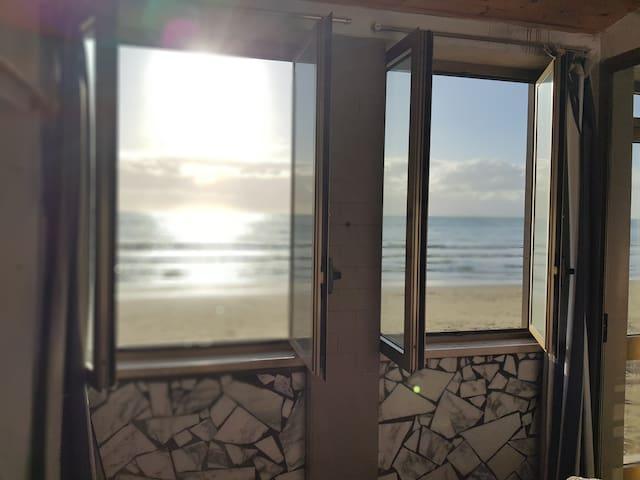 Casa sulla Spiaggia Levante - 6 persone