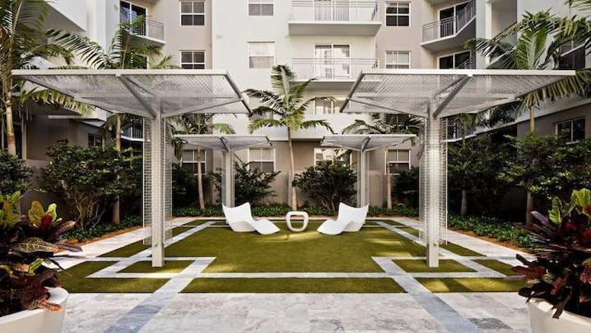 New Luxury Private Room in Miami - Miami - Apartemen