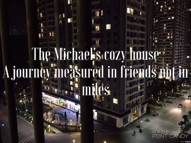 The Michael's Cozy House in the heart of Hanoi