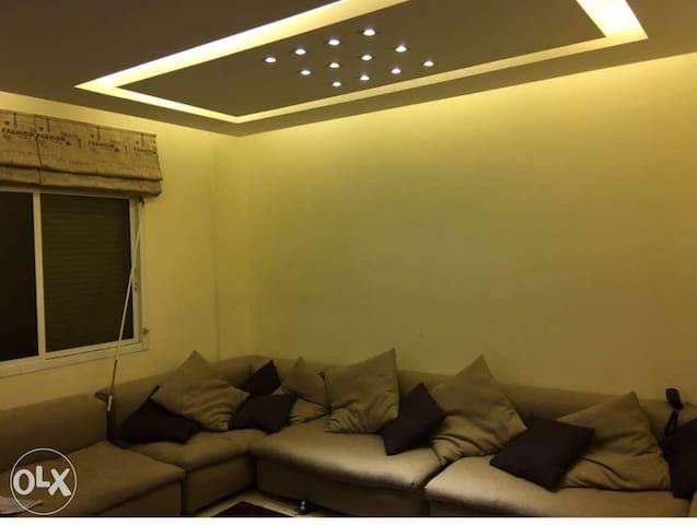 cozy apartment -Jeita- 2 minutes from Grotto Jeita