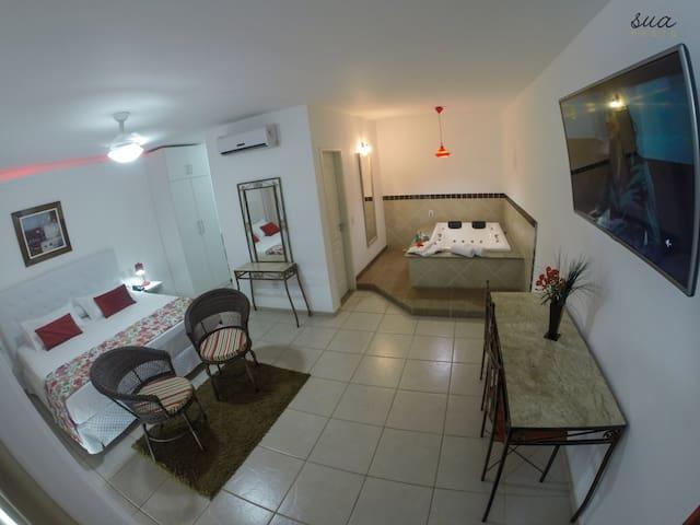 Suíte Quarto de Luxo /  Suite Luxury Room