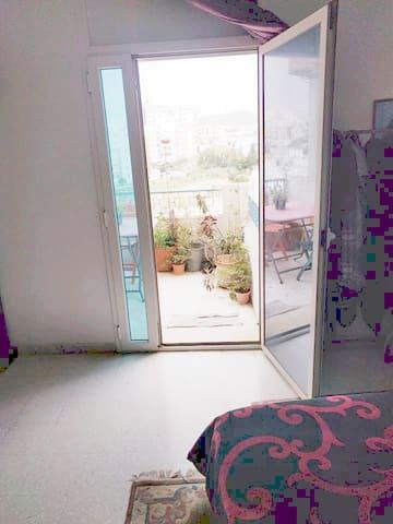 chambre privé à la cité Ennasr 2