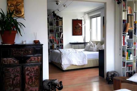 Stylish flat with beautiful terrace - 慕尼黑 - 公寓
