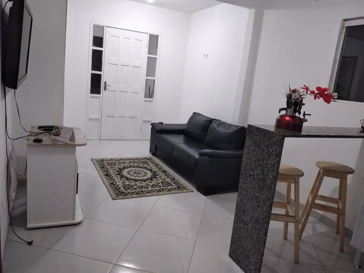 Apartamento térreo