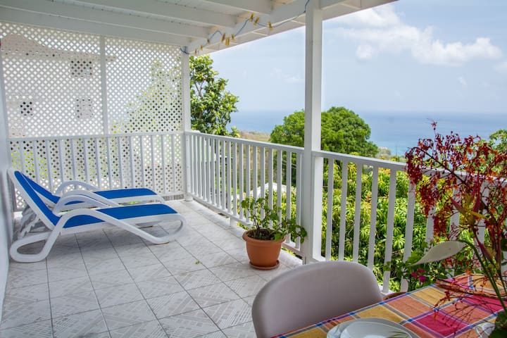 The Morne Seaview Apartment 3 - Castries - Pis