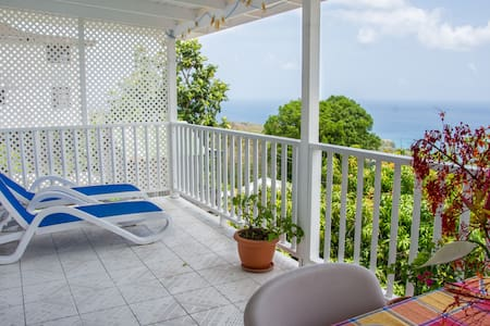 The Morne Seaview Apartment 3 - Castries