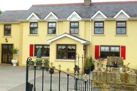 Double Rm at Grannagh Castle House B&B - VIA Waterford