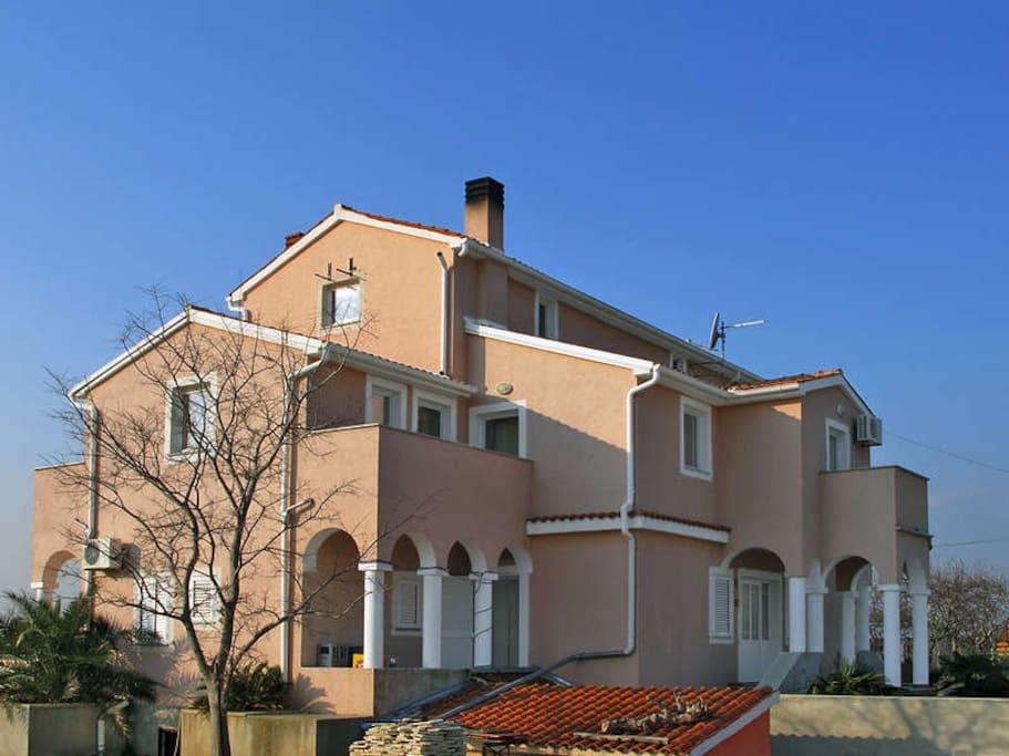 ...ADRIA House...