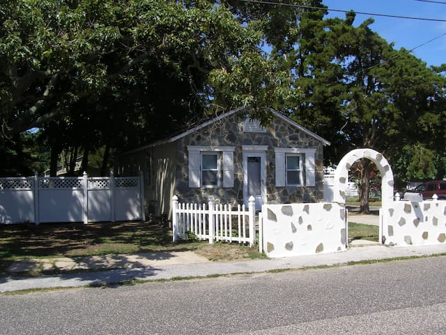 Cape May Villas Seashore Cottage by the Bay Beach! - Lower Township - Casa