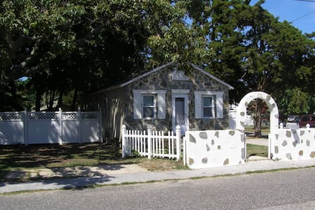 Cape May Villas Seashore Cottage by the Bay Beach! - Lower Township - Ev