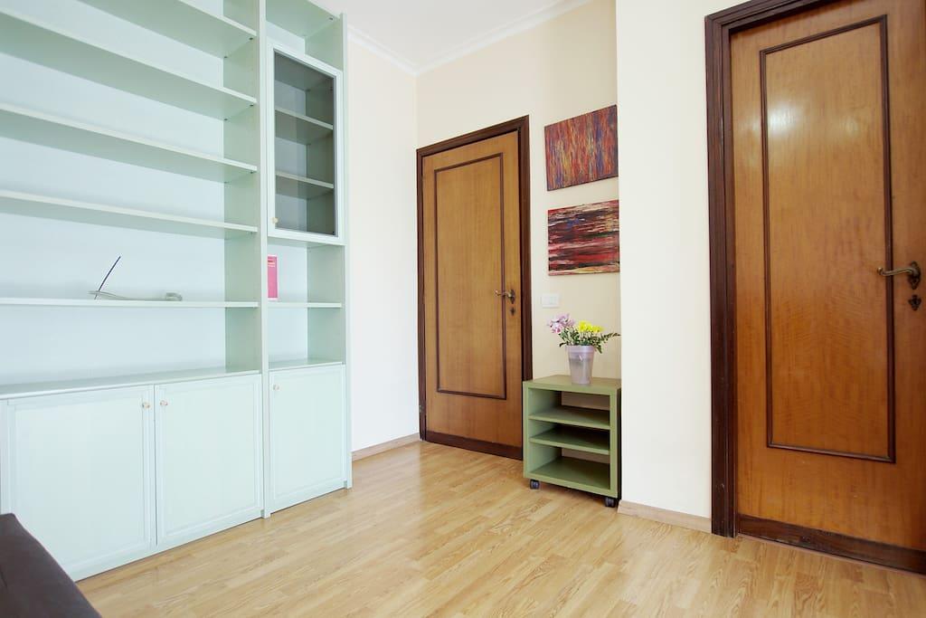 Private Studio near Trastevere