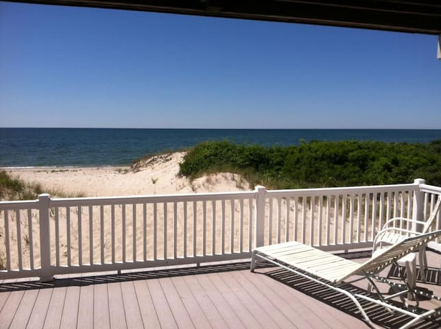 Oceanfront Beach House 2BD/2BTH